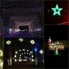 Christmas Lights Texas Gift Of Lights And Snow At Texas Motor Speedway Thrill Of The Chases