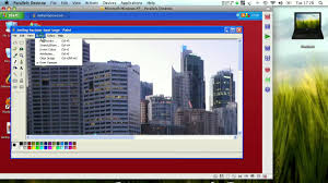 how to resize images with microsoft u0027s paint youtube