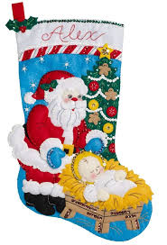 38 best christmas stockings for grandchildren images on pinterest