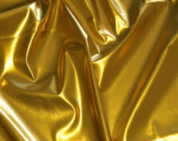 gold fabric metallic gold fabric etsy
