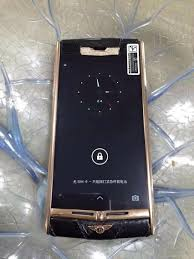 vertu bentley red vertu bentley diamond luxury 4g android 4 42 32gb wirelss charger