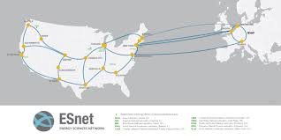 Map Of Us And Europe by Bnl Newsroom New High Speed Transatlantic Network To Benefit