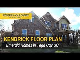 Emerald Homes Floor Plans Kendrick Floor Plan In Emerald Homes U0027 Manors At Lake Ridge Youtube