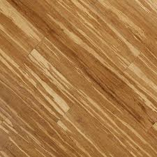 Wellmade Bamboo Flooring Reviews by Home Legend Strand Woven Tiger Stripe 3 8 In Thick X 3 3 4 In Wide