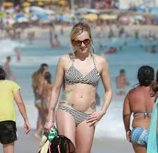 fearne cotton flaunts her extensive tattoo collection as she