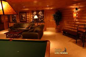 Log Home Interior Photos Log Home Basement Ideas 33 Best Meadow Valley Log Homes Interiors