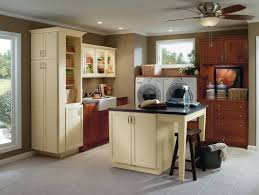 Master Brand Cabinets Inc by Shiloh Cabinets For A Traditional Laundry Room With A Wood And
