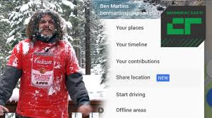 Google Maps Boston Ma by Crunch Report Google Maps Launches Location Sharing With Others