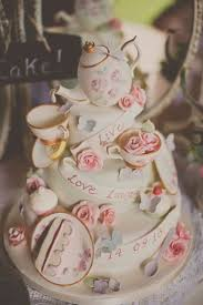 Kitchen Tea Cake Ideas by 404 Best Tea Party Images On Pinterest Marriage Cups And Floral