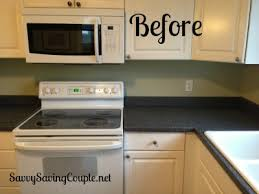 How To Paint Faux Granite - diy faux granite kitchen countertops using giani granite paint