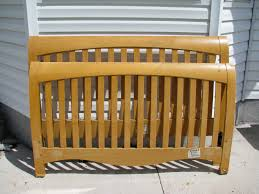 bench at end of sleigh bed bench decoration