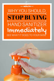 Harmful Household Products Hidden Danger Lurking In Hand Sanitizer You Didn U0027t Know