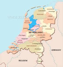 netherlands map images netherlands map editable