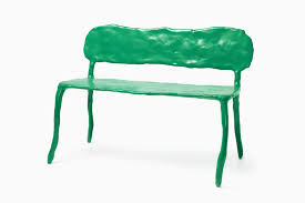 clay bench by maarten baas for sale at pamono