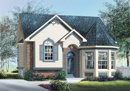 delight split level cottage 80370pm architectural designs