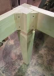 Table Legs Com Brace Legs Diy Pinterest Legs Woodworking And Woods