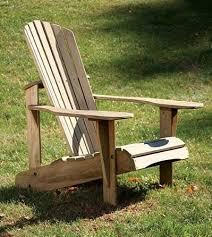 chaise adirondack plan de chaise adirondack langevin forest le bois notre