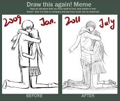 How To Draw Meme - draw it again meme by minghii on deviantart