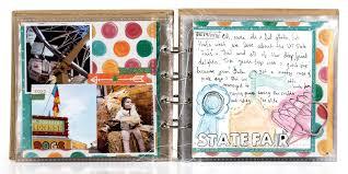 Dog Scrapbook Album Current Issue Scrapbook U0026 Cards Today Magazine