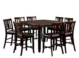 Dining Room Tables That Seat 8 8 Seat Square Dining Table Amazon Com