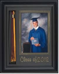 graduation frames with tassel holder graduation picture frames frame decorations