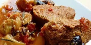 cuisine corse recettes recette du veau à la corse cuisinez corse