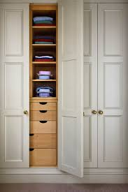 Hinged Wardrobe Doors Would Love A Wardrobe With Those Drawers For The Home