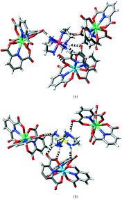 chiral discrimination in solid state interactions of cobalt iii