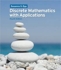 Barnes N Noble Application Discrete Mathematics With Applications Edition 4 By Susanna S
