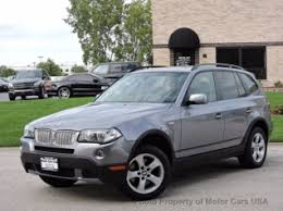 bmw x3 for sale used used bmw x3 for sale in chicago il 189 used x3 listings in