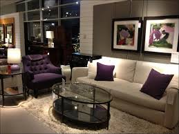living room fabulous purple and silver living room accessories