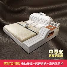Canap茅 D Angle Palette Usd 710 00 Bed Leather Leather Leather Bed Tatami Bed