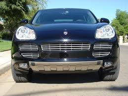 2004 Porsche Cayenne - how to paint grills on cayenne s 9pa 9pa1 cayenne cayenne s