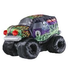 Monster Jam Rug Grave Digger Toys