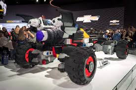 lego honda accord chevy reveals huge lego batmobile autoguide com news