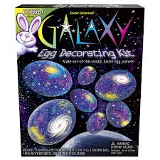 easter egg coloring kits galaxy egg dye coloring kit by easter unlimited walmart