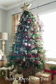 craftaholics anonymous rustic marquee christmas tree