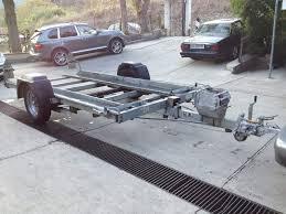carrello porta auto carrello trasporto auto basculante 2000kg a castrovillari kijiji
