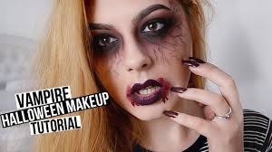 Vampire Halloween Makeup Tutorial Vampire Makeup Tutorial Halloween 2015 Coll Serena Pozzi