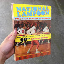 national loon 1964 high school yearbook sealed new national loon s 1964 high school yearbook soft cover