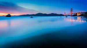 california blue san francisco california eeuu estados unidos usa