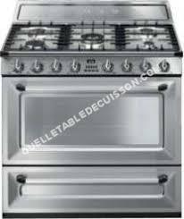 piano cuisine smeg table de cuisson smeg piano de cuisson gaz tr90x9 cuis mixte tr90x9