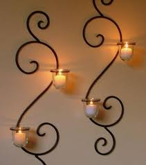 Candle Wall Sconces Wrought Iron Wall Candle Sconces Image Of Modern Wall Candle Sconces Iron