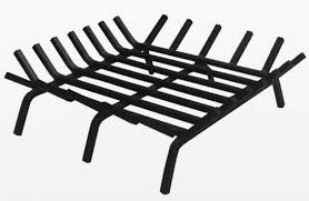 Firepit Grates Inch Square Stainless Steel Pit Grate