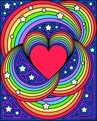don u0027t eat paste rainbow love coloring