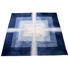 Blue Wool Rug 8x10 Blue Wool Rugs 8 10 Home Design Ideas