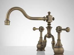 country kitchen faucet bathroom vintage bathroom sink faucets 37 bridge faucet bridge