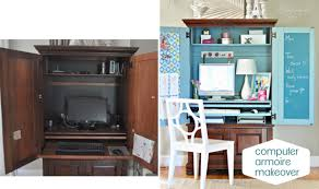 How To Build A Small Computer Desk by 10 Great Diy Furniture Transformations Jenna Burger