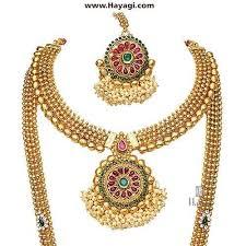 indian necklace set images Bridal necklace traditional south indian necklace set hayagi jpg