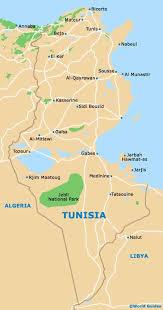 tunisia on africa map tunisia maps and orientation tunisia africa